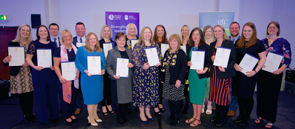 Into Headship award recipients 2019