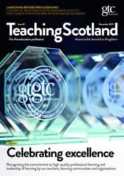 Teaching Scotland